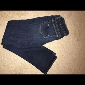 American eagle jeans size 8